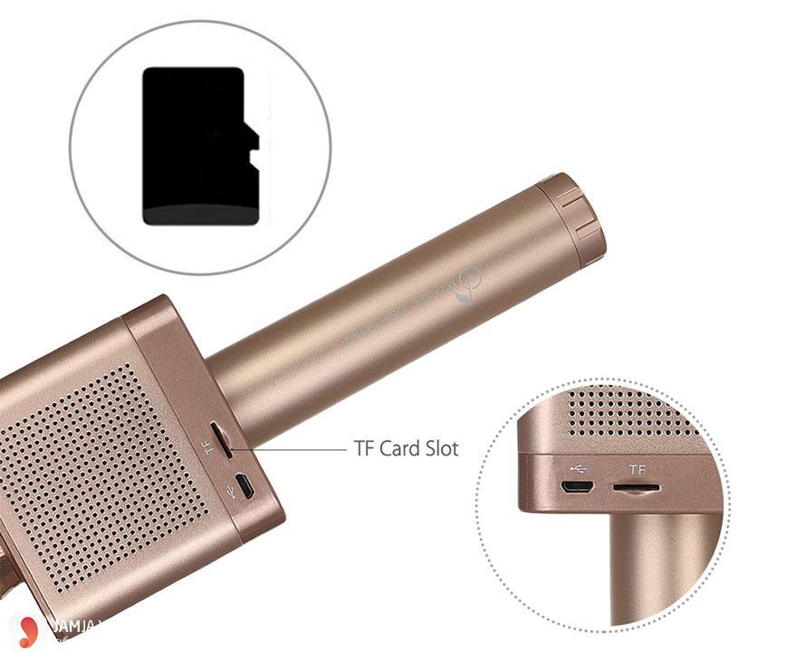 Micro karaoke bluetooth Micgeek Q10S