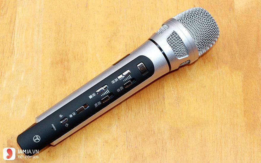Micro karaoke bluetooth Tuxun K9