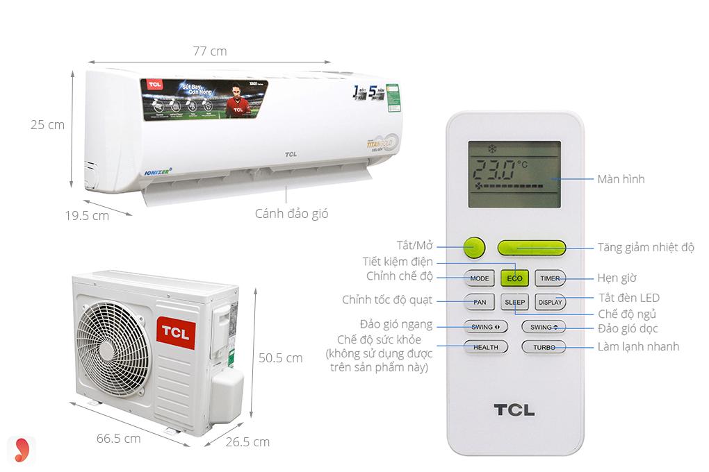 TCL TAC- N09CS/XA21