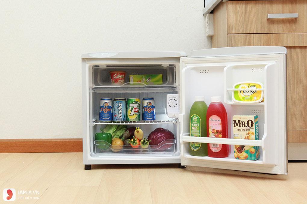 Tủ lạnh Aqua AQR-55AR - 1