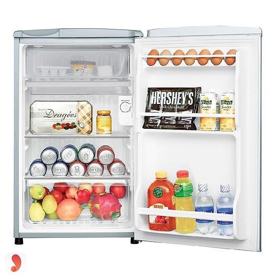 Tủ lạnh Aqua AQR-95ER-SV 90L - 1