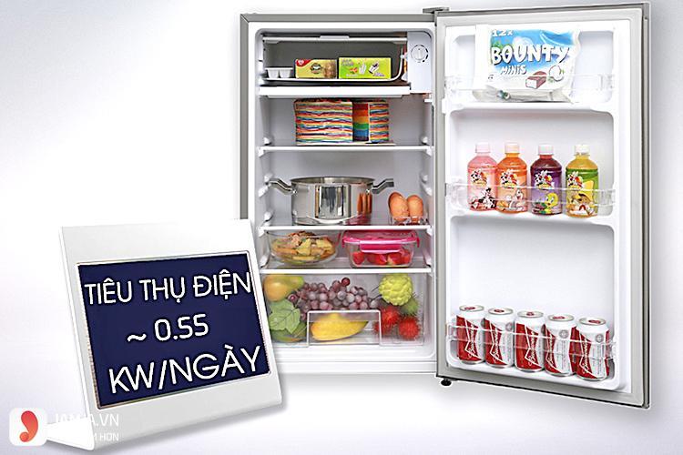 Tủ lạnh Electrolux EUM0900SA - 1