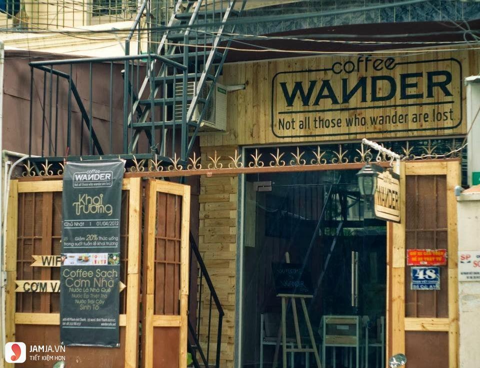 Wander Café 1