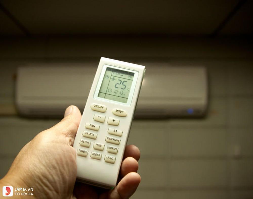 bí quyết tiết kiệm điện khi dùng điều hòa 3