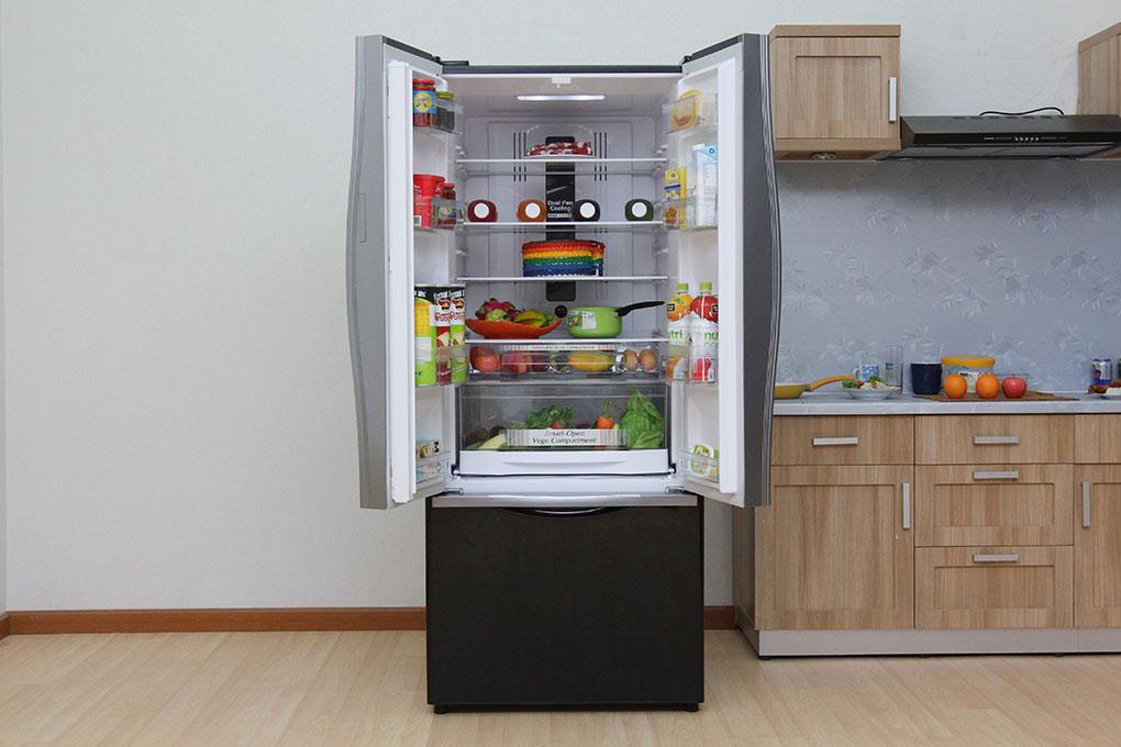 Cách dùng tủ lạnh Hitachi tiết kiệm điện 1