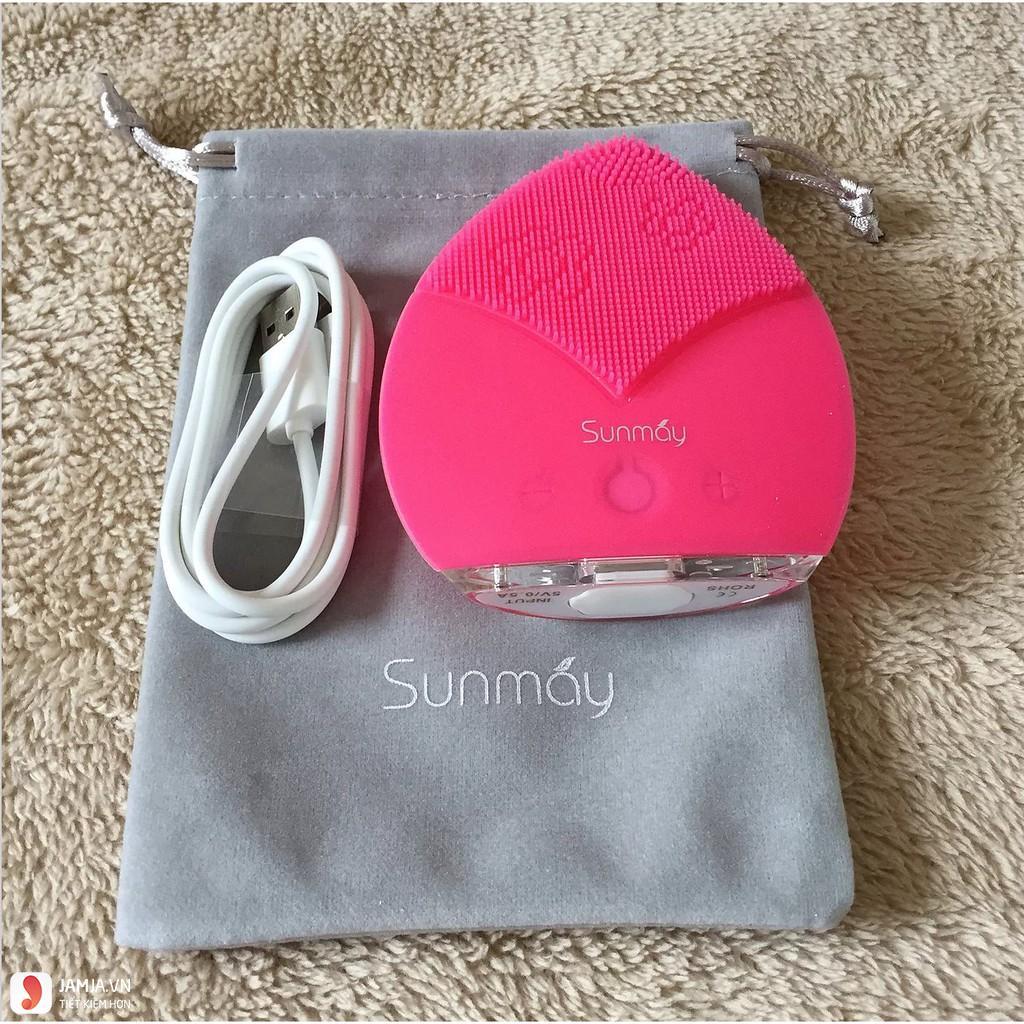 Cách phân biệt máy rửa mặt Sunmay 3