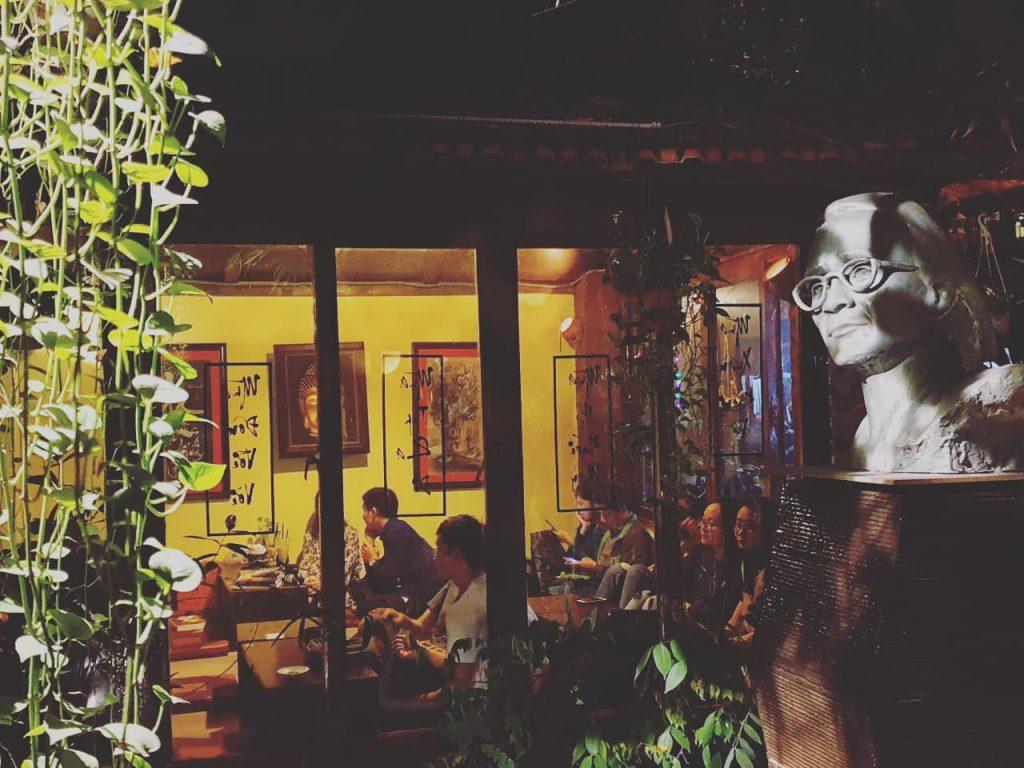 Cafe Trịnh Ca 1