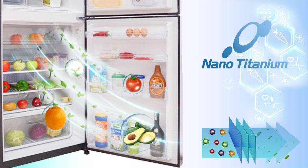 Công nghệ hiện đại của tủ lạnh Hitachi 5