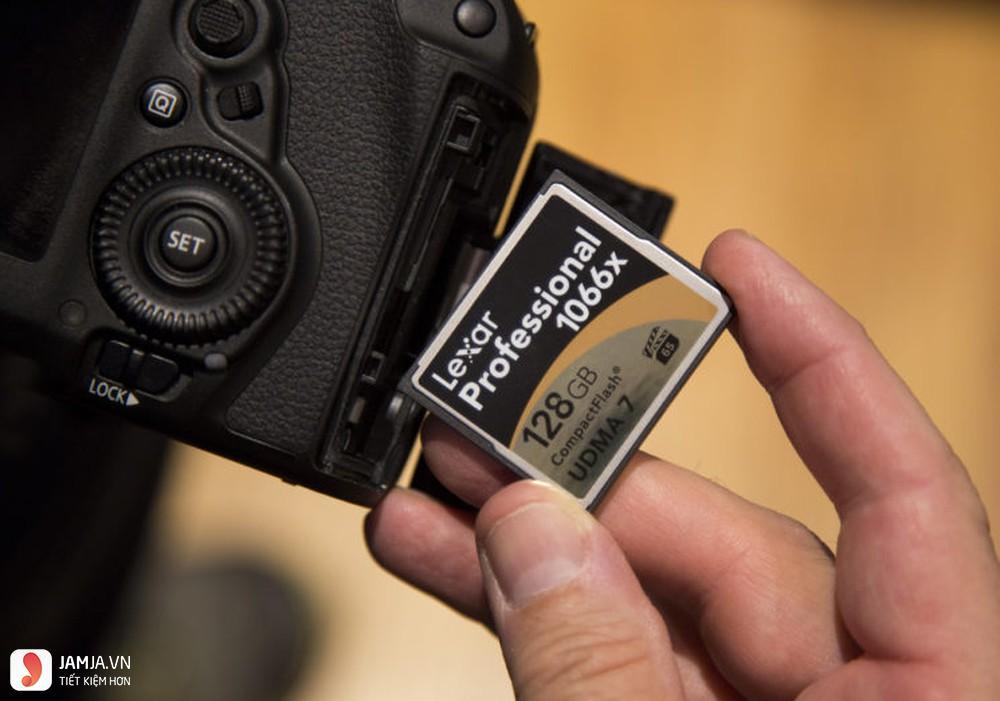 Điều cần lưu ý khi dùng máy ảnh 4