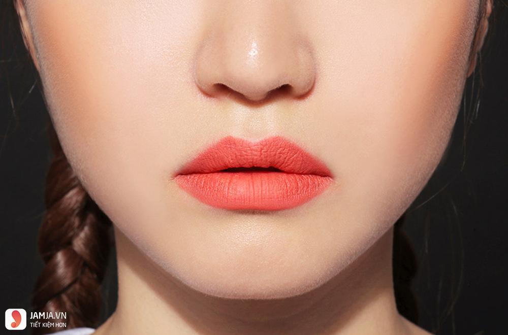 farmasi true color lipstick màu 01 Soft Peach