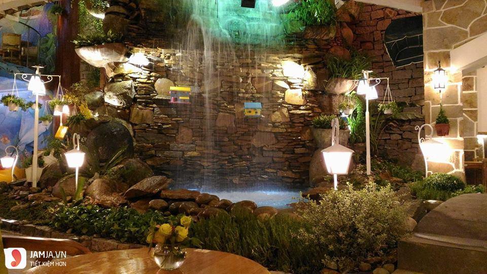 Không gian City Garden Cafe 3