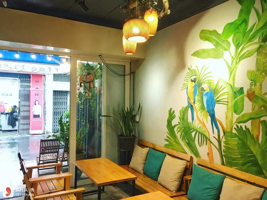 Không gian Hẻm Coffee & Fruit 1