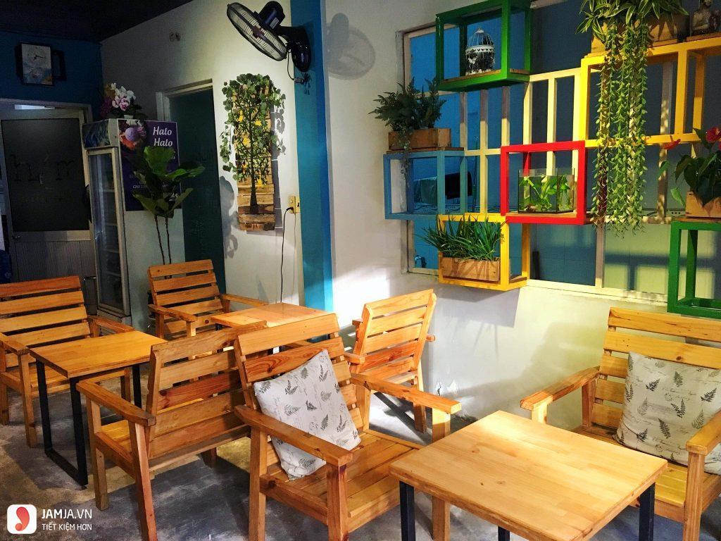 Không gian Hẻm Coffee & Fruit 2