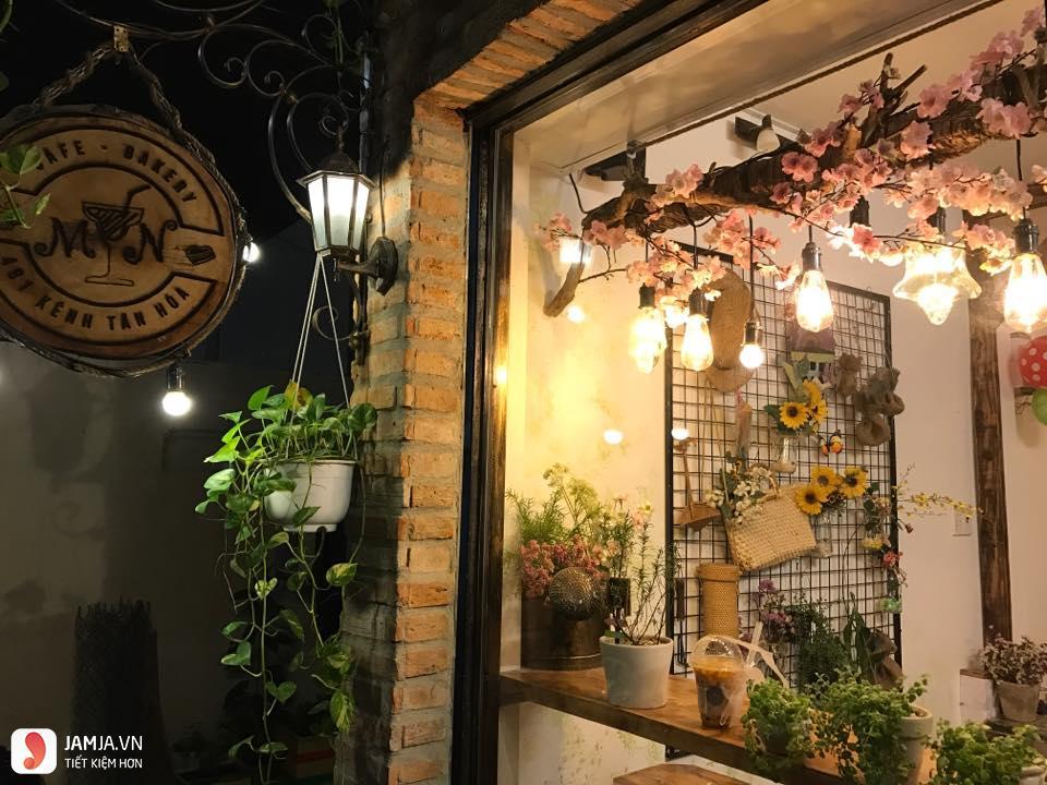 Không gian Myn Cafe 1