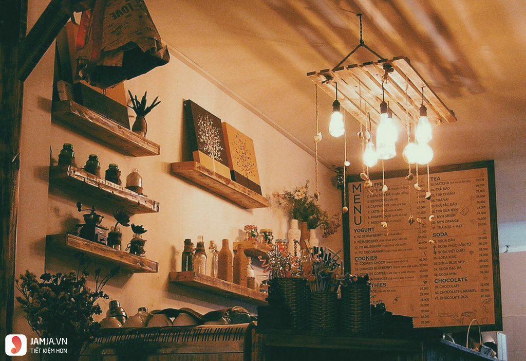 Không gian Myn Cafe 3