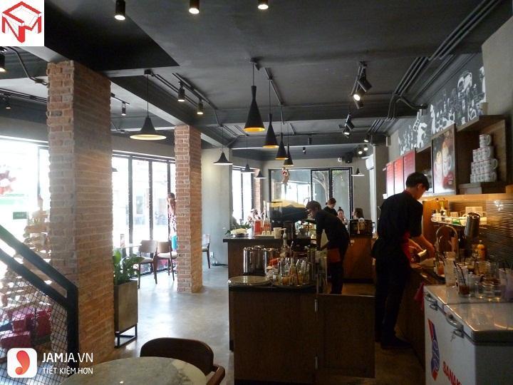 Không gian The Coffee House 2