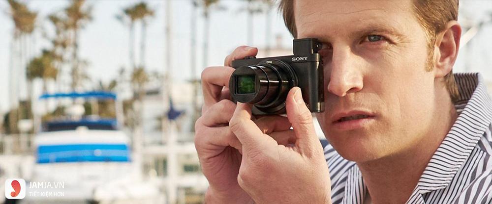 Máy ảnh Sony Cyber-shot HX90V