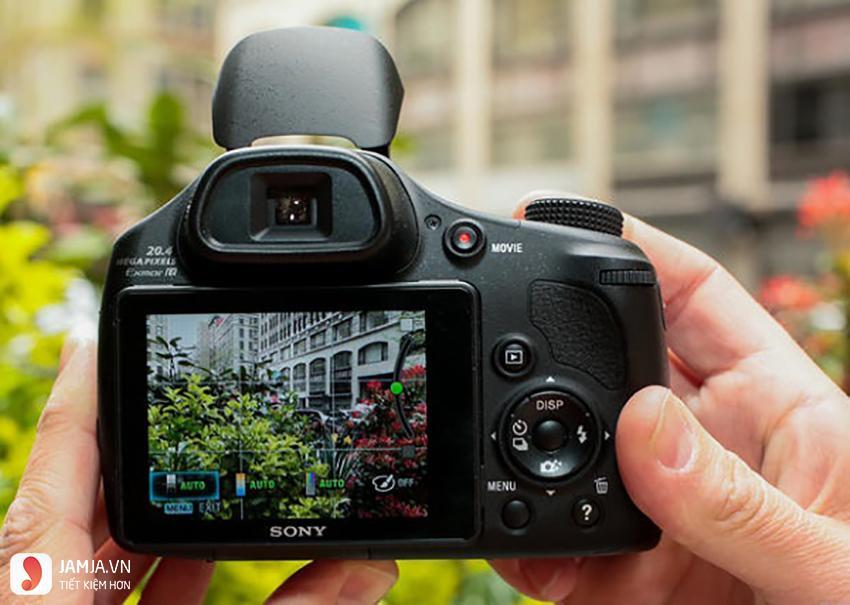 Máy ảnh Sony DSC H300