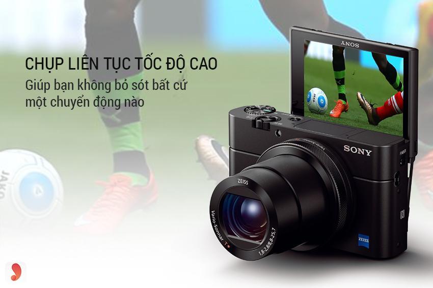 Máy ảnh Sony DSC-RX100 Mark IV