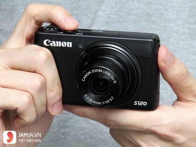 Máy ảnh Compact cỡ nhỏ của Canon