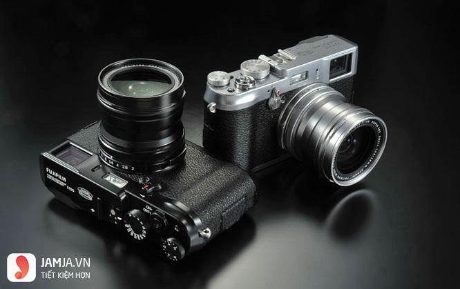 Máy ảnh du lịch Fujifilm