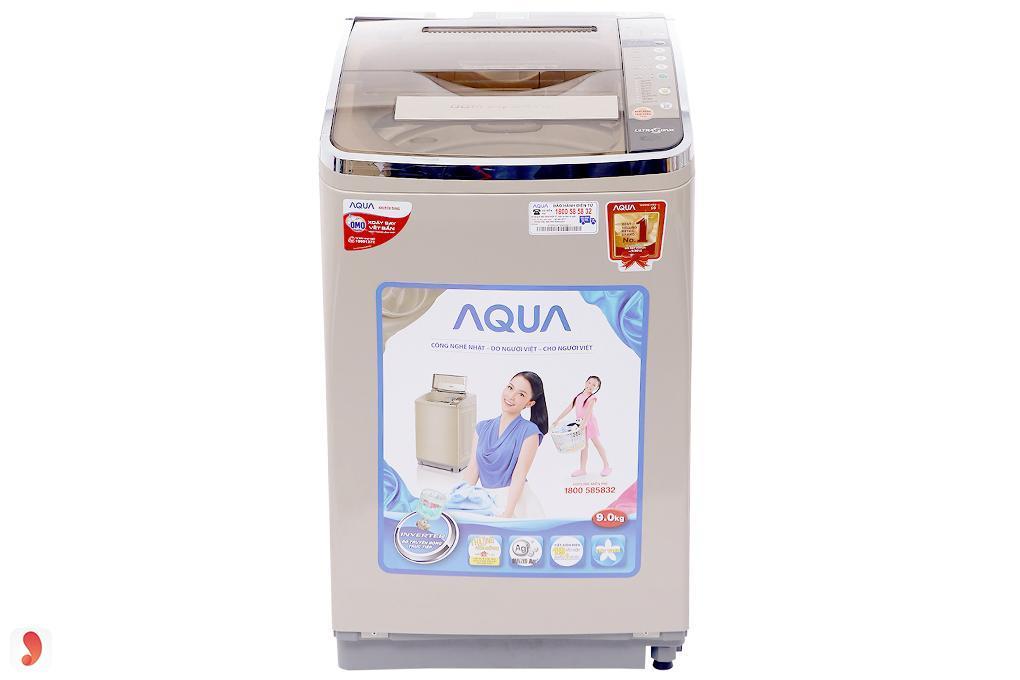 Máy giặt Aqua lồng nghiêng