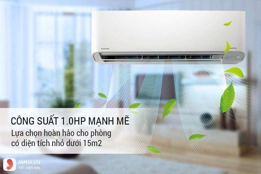 Máy lạnh Inverter Toshiba H10PKCVG-V