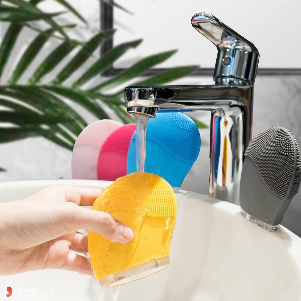 Máy rửa mặt Halio thích hợp cho những da nào