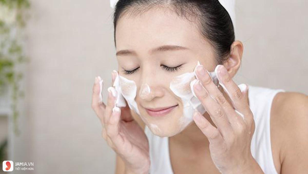 những lưu ý khi rửa mặt để có làn da đẹp 1