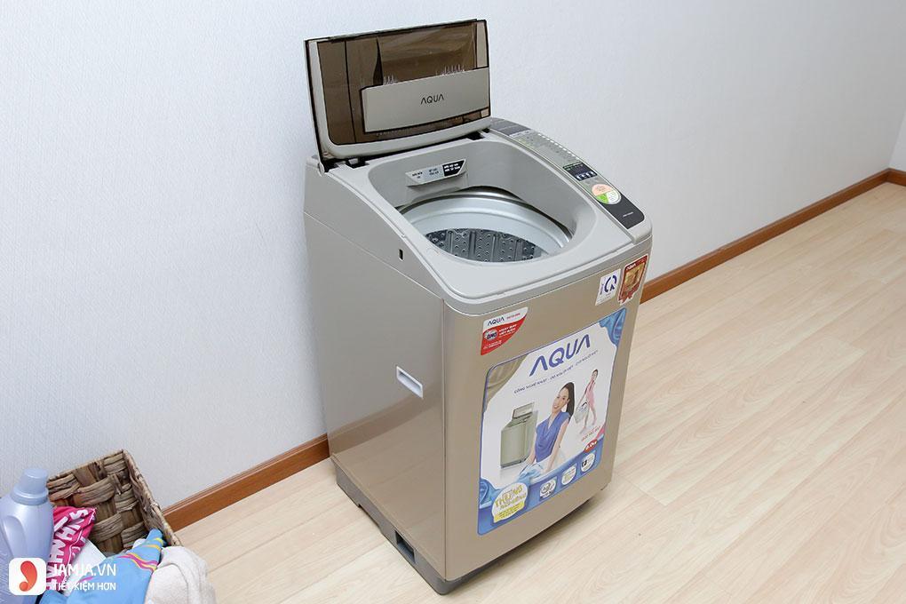nhược điểm máy giặt aqua