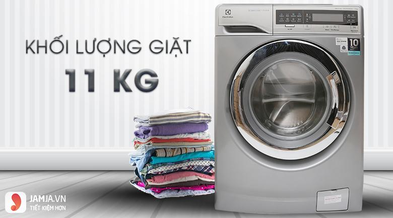 nhược điểm máy giặt electrolux 1