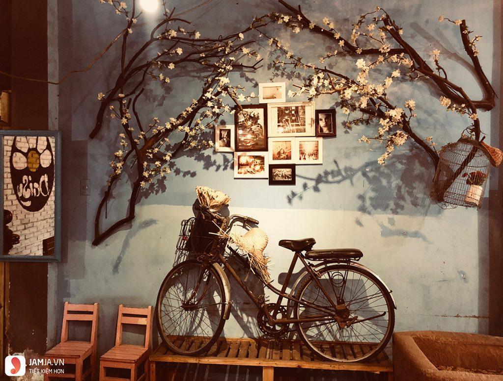 quán cafe yên tĩnh ở Đà Nẵng DAISY CAFÉ 2