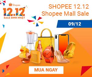 Shopee mall sale 9.12