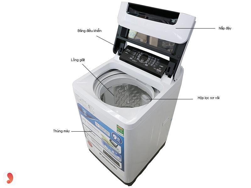 So sánh máy giặt Aqua với máy giặt Panasonic 6