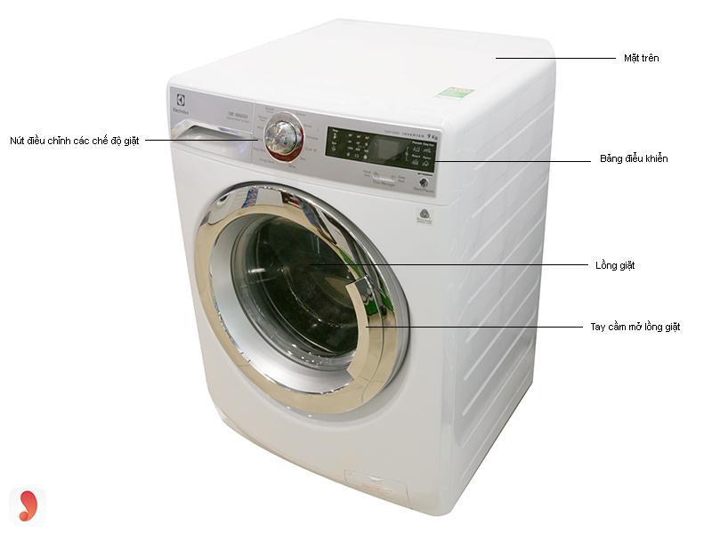 So sánh máy giặt Electrolux với máy giặt Panasonic 7
