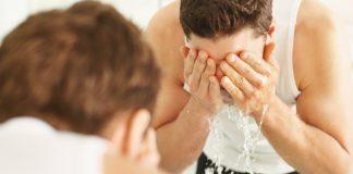 sữa rửa mặt cho nam naturgo shiseido