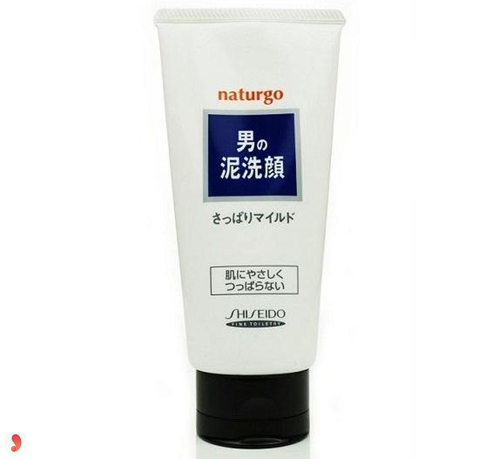 ữa rửa mặt Naturgo Shiseido