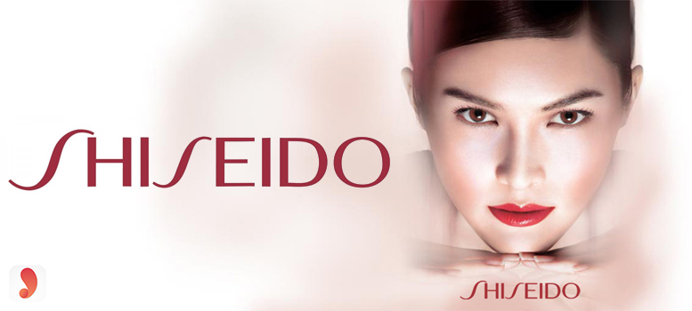 thương hiệu Shiseido