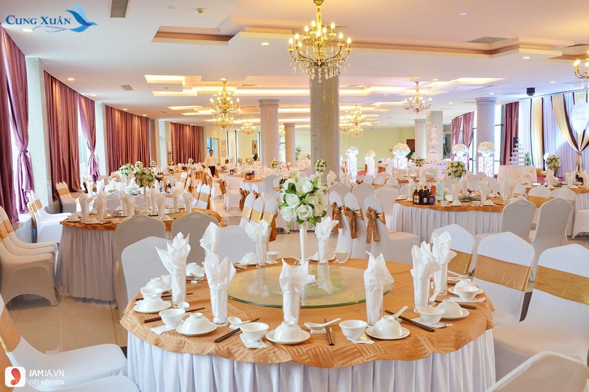 Trung tâm tiệc cưới - Hội nghị Cung Xuân