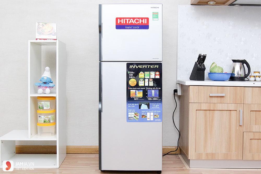 Tủ lạnh Hitachi Inverter 203 lít R-H200PGV4