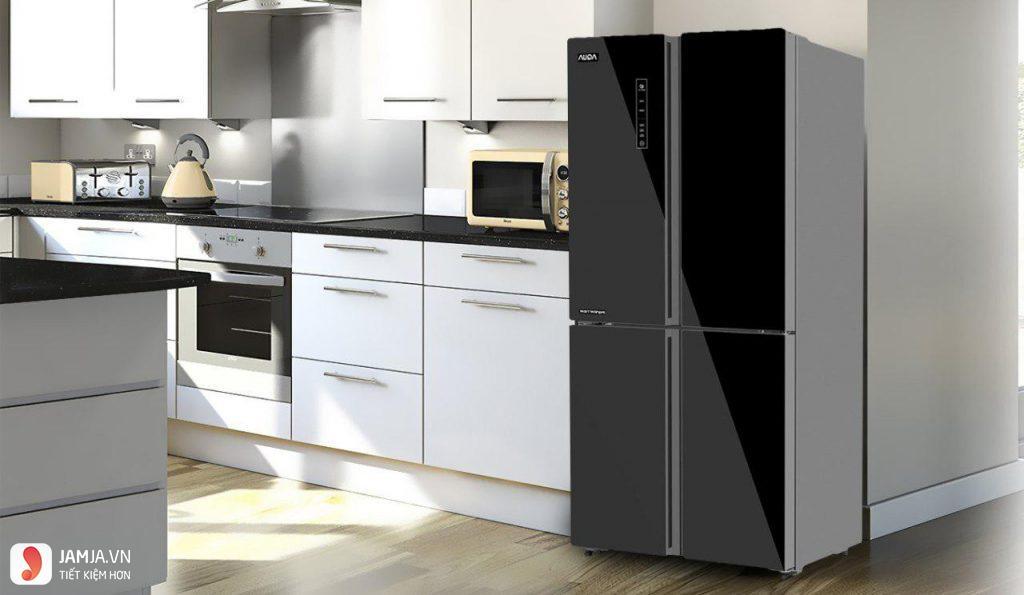 Tủ lạnh Inverter Aqua AQR-IG525AM-GB