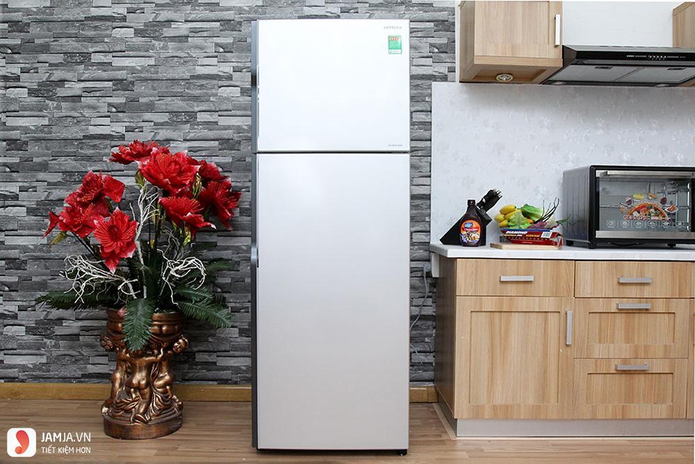 Tủ lạnh Inverter Hitachi 290 lít R-H350PGV4-IX