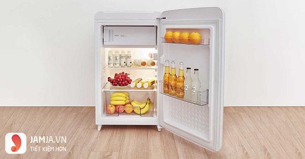 Tủ lạnh mini có ngăn đá - 1