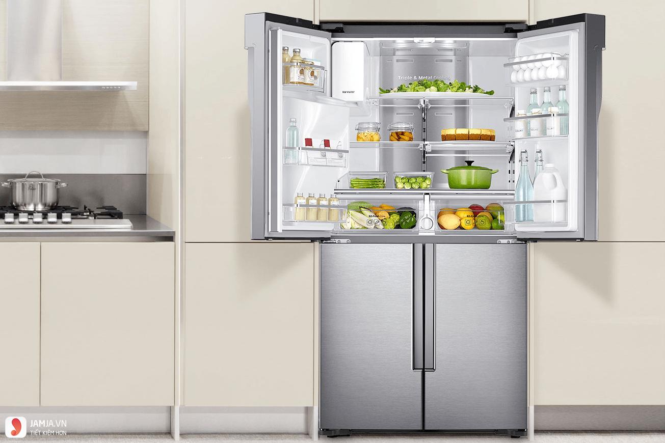 Tủ lạnh Sharp có tốn điện không
