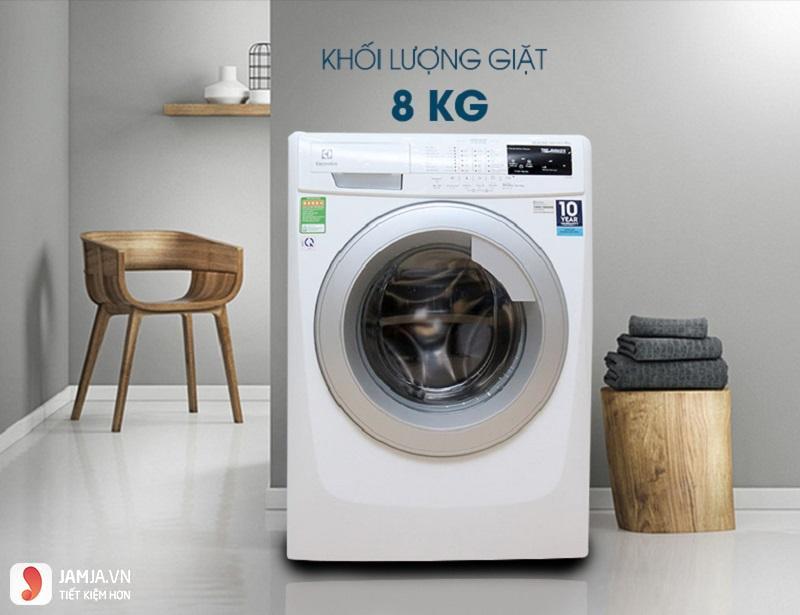 ưu điểm của máy giặt electrolux