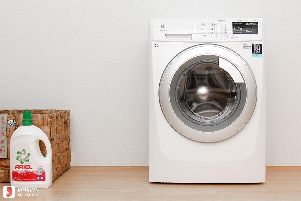 ưu điểm máy giặt electrolux