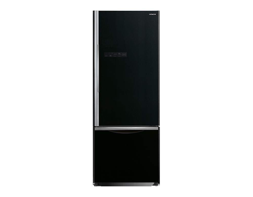 Tủ lạnh Hitachi 2 cửa, ngăn đá trên