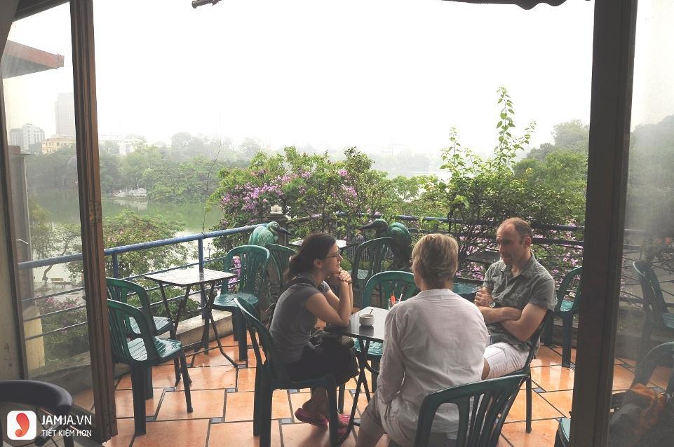 Vườn Phố Cổ Cafe 1