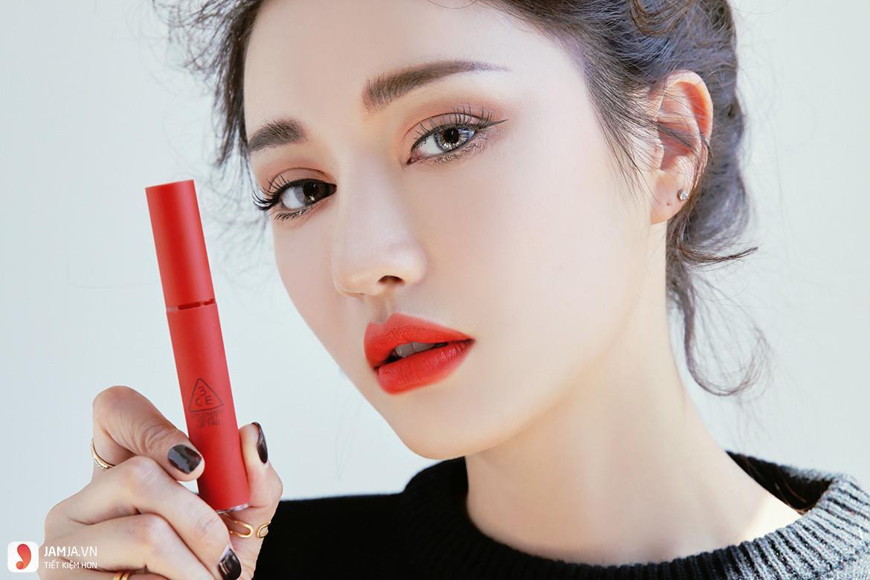 3CE Velvet Lip Tint 4