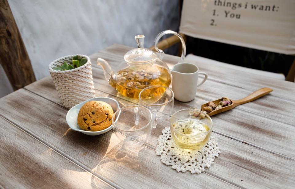 Jouri Dessert & Tea thức uống